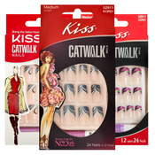 KISS Catwalk 24 Nail Kit