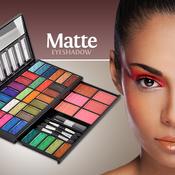 Profusion Matte Glamour Color Make Up Eyeshadows AMP; Blush
