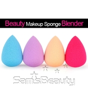 Beauty Makeup Sponge Blender AMP; Water Droplets Puff