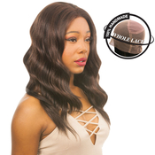 New Born Free Synthetic Hair Hand Tied Whole Lace Wig MLW32