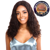 Trill Unprocessed Virgin Human Hair Lace Front Wig 13x4 Frontal Lace Ripple Deep 18