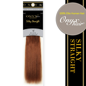 Black Diamond Human Hair Weave Onyx Silky Straight
