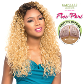 Sensationnel Synthetic Lace Front Wig Empress Edge 3Way Free Part Lace Wig Pansy