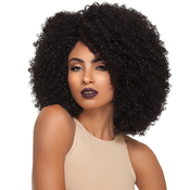 Outre Synthetic Lace Front Wig Big Beautiful Hair 4AKinky