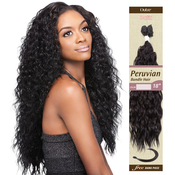 OUTRE Synthetic Hair Weave Batik Peruvian Bundle Hair