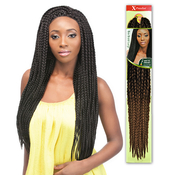 Outre Synthetic Hair Crochet Braids XPression Braids Box Braid Large