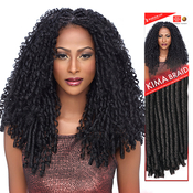Harlem125 Synthetic Hair Braids Kima Braid Soft Dreadlock 14