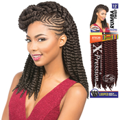 Sensationnel Synthetic Hair Crochet Braids African Collection Rumba Twist 12