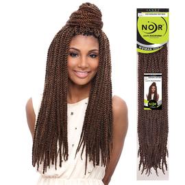 Janet Collection 100 Kanekalon Braids Tantalizing Twist Braid Senegal