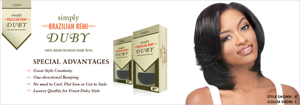 Simply Brazilian Remy Duby Allows Great Style Creativity One Directional Ping No Need To Curl Flat Iron Or Cut Luxury Quality For Finest