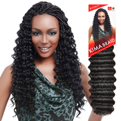 Harlem125 Synthetic Hair Braids Kima Braid Ripple Deep 20