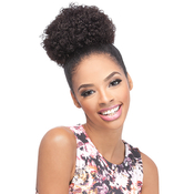 Outre Synthetic Drawstring Ponytail Timeless Afro Small