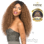 Sensationnel Synthetic Lace Front Wig Empress Edge 4X4 Swiss Silk Based Kelly