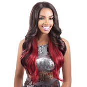 BESHE Synthetic Hair Wig Curlable Bubble Wig BBC126