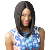 New Born Free Synthetic Lace Front Wig Curved Part Magic Lace MLC159