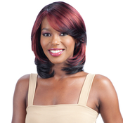 ModelModel Equal Synthetic Hair Wig  Clean Cap Protectif Style Number 2