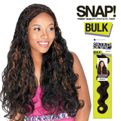 Sensationnel Synthetic Hair Braids Snap Loose Bulk 24