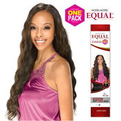 ModelModel Equal Synthetic Hair Weave Invisible Soft Long 5 Pcs