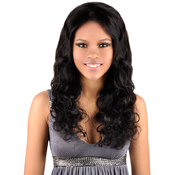 JK Trading IRIS Virgin Remy Human Hair Wig Silk Skin Top Body Wave 24