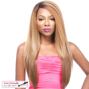 Its A Wig Synthetic Hair Lace Front Wig Swiss Lace Lancy