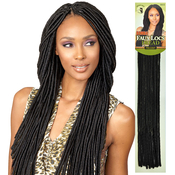 Bobbi Boss Synthetic Hair Crochet Braids Bomba Faux Locs Dread