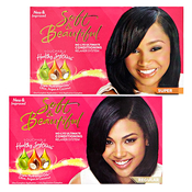 Soft AMP; Beautiful NoLye Relaxer Kit