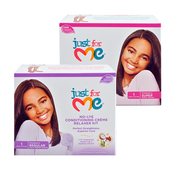 Just For Me NoLye Relaxer Kit