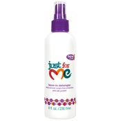 Just For Me 2 In 1 Detangler Spray 8oz