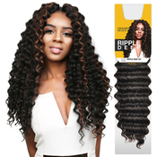 Authentic Synthetic Hair Crochet Braids Ripple Deep 20