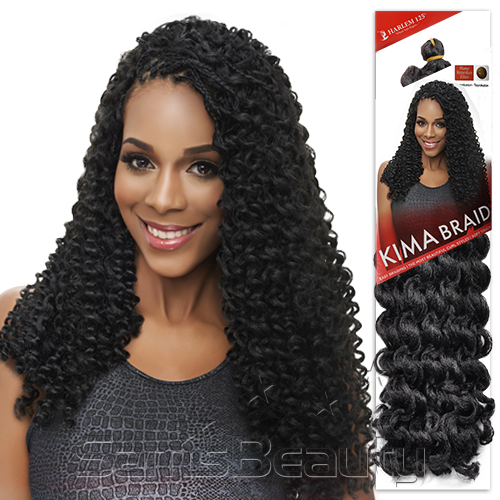 Crochet Braids Kima : ... Synthetic Hair Crcochet Braids Kima Braid Disco Curl 18 - SamsBeauty