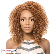 Its A Wig Synthetic Hair Lace Front Wig Dance