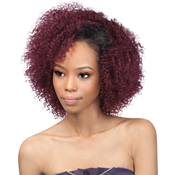 Outre Human Hair Blend Weave Premium Purple Pack Baby Soft 3Pcs