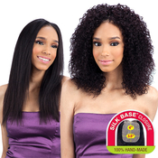 NAKED Nature Unprocessed Brazilian Virgin Remy Human Hair Weave Wet AMP; Wavy Bohemian Curl 7Pcs 101214 Silk Base Closure