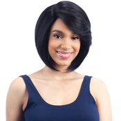 FreeTress Equal Synthetic Hair Lace Front Wig Lace Deep Invisible L Part Snow Blossom