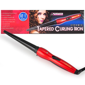 J2 Hair Tool Professional Ceramic Tapering Curling Iron Medium 121