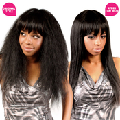 Fashion Source Synthetic Hair Wig HTTefy