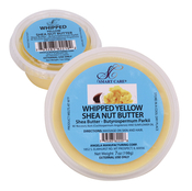 Smart Care Whipped Yellow Shea Nut Butter w Borututu Bark and Sunflower Oil