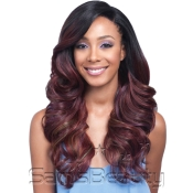Bobbi Boss Synthetic Hair Lace Front Wig MLF222 13X4 Lace Sylvanna