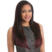Sensationnel Synthetic Hair Half Wig Instant Weave Glam Series Cindy
