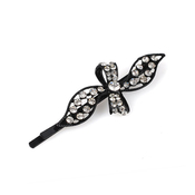 Splendid Rhinestone Ribbon Hair Pin
