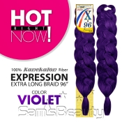 Amour Synthetic Kanekalon Braids Extra Long Braid 96