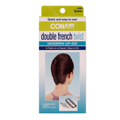 Conair Double French Twist Modern UpDo 5ct