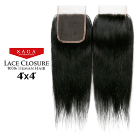 Saga human hair weave 4x4 lace closure yaky straight samsbeauty saga human hair weave 4x4 lace closure yaky straight pmusecretfo Gallery