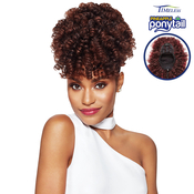 Outre Synthetic Hair Ponytail Timeless Pineapple Ponytail Curlette Large