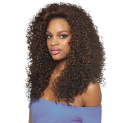 Outre Synthetic Hair Half Wig Quick Weave Batik Dominican Curly