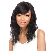 Its A Wig Unprocessed Brazilian Remy Human Hair Wig HH Body Wave 16