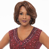 Vivica Fox Synthetic Hair Wig Pure Stretch Cap Gail