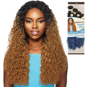 OUTRE Synthetic Hair Weave Batik Duo Jamaican Ripple Wave 5Pcs