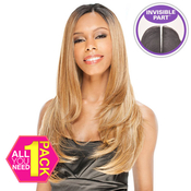FreeTress Equal Double Synthetic Hair Weave Invisible Refined Layer 4Pcs