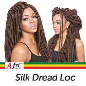 ISIS Synthetic Hair Braids A FriNaptural Silk Dreads